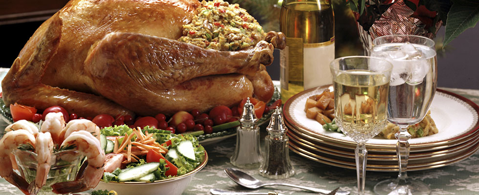 Do not forget to order one of our great turkeys.